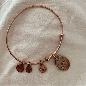 Alex and Ani Copper Mom Bracelet